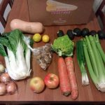 One of the Imperfect Produce boxes